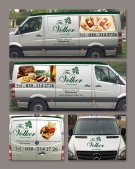 Fahrende Werbung